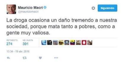 presidente modelo de democracia de Argentina