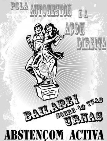bailare sobre tu urna