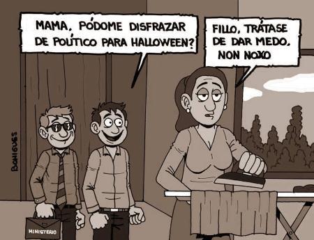 hallowen politico