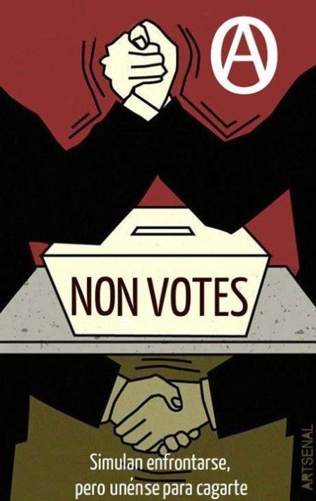 non votes